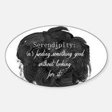Serendipity Decal