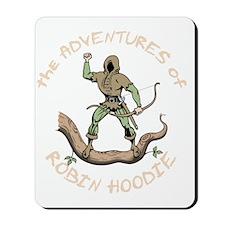 robin-hoodie-DKT Mousepad