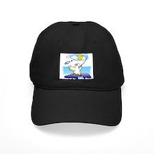 dodo is fishing Baseball Hat