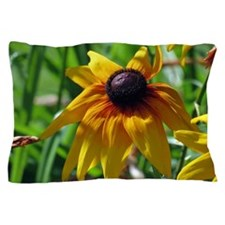 Yellow Flower Pillow Case