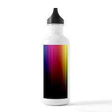 Rainbow rain Water Bottle