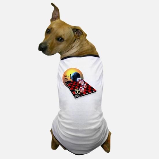 Christian Checkers Dog T-Shirt