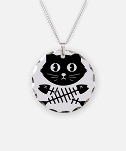 The Pirate Cat Necklace