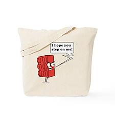 Step on me Tote Bag
