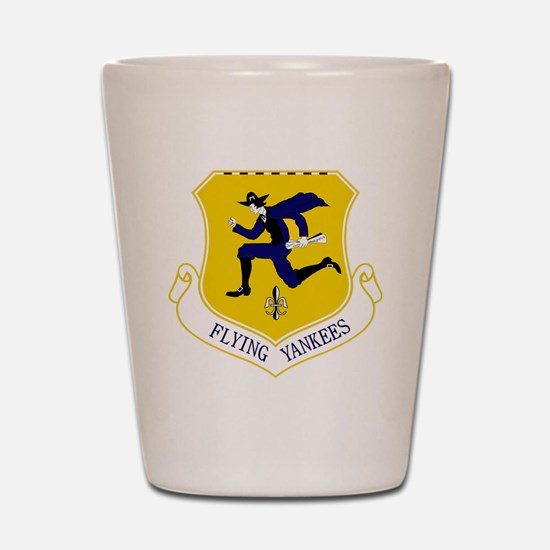 103rd FW - Flying Yankees Shot Glass