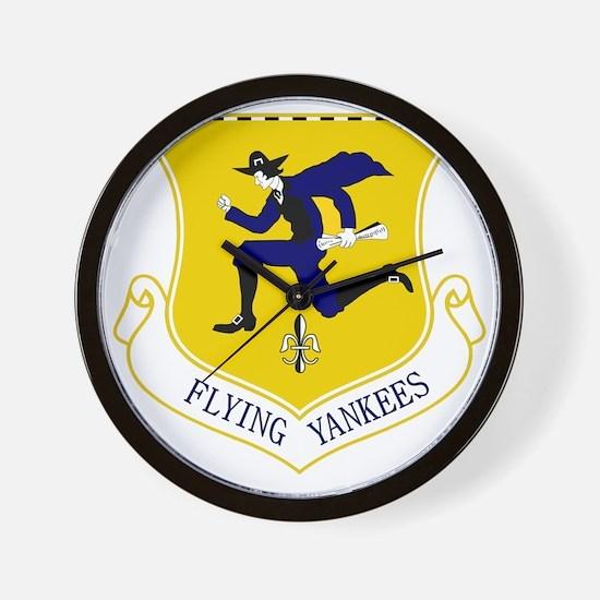 103rd FW - Flying Yankees Wall Clock