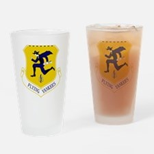 103rd FW - Flying Yankees Drinking Glass