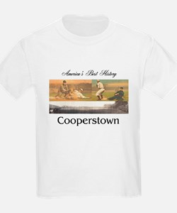 Cooperstown Americasbesthistory T-Shirt