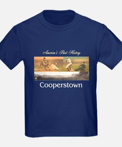 Cooperstown Americasbesthistory. T