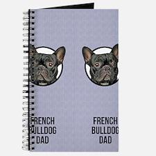 French Bulldog Dad Journal