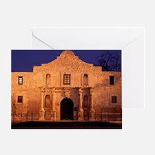 Alamo Greeting Card