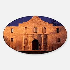 Alamo Sticker (Oval)