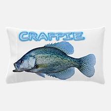 Crappie Pillow Case