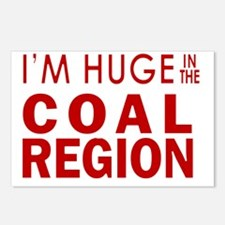 Im Huge in the Coal Regio Postcards (Package of 8)