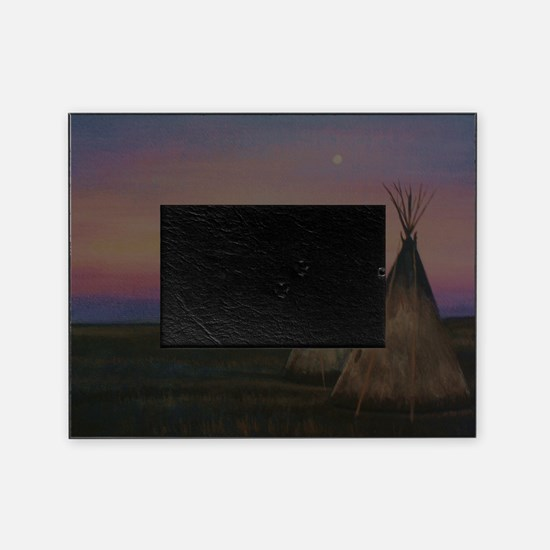 Tepees Picture Frame