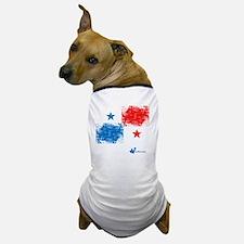 Panama Flag Dog T-Shirt