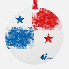 Panama Flag Ornament
