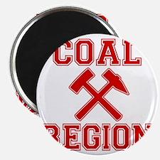 Coal Region X Magnet