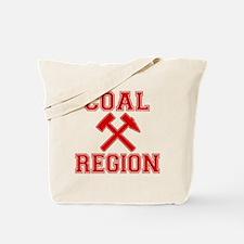 Coal Region X Tote Bag
