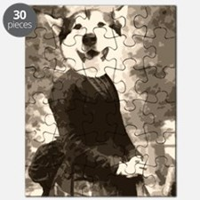 Husky in a dress Puzzle