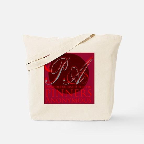 Pinner Anonymous Tote Bag