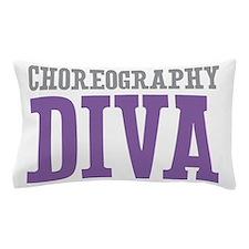 Choreography DIVA Pillow Case