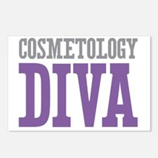 Cosmetology DIVA Postcards (Package of 8)