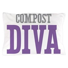 Compost DIVA Pillow Case