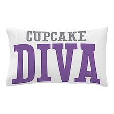 Cupcake DIVA Pillow Case