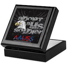 New Eagle Design Keepsake Box