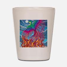 Phoenix 16x20 Shot Glass