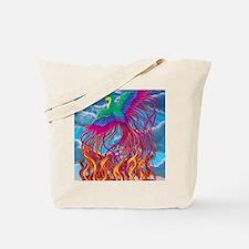 Phoenix 16x20 Tote Bag