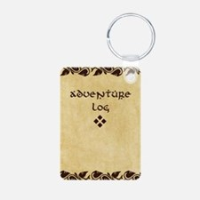 Adventure Log Keychains
