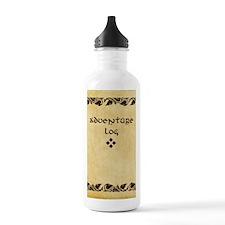 Adventure Log Water Bottle