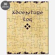 Adventure Log Puzzle