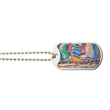 Tracy L Teeter African Colors Dog Tags