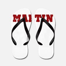 Trayvon Martin Luther King Jr. Tshirt Flip Flops