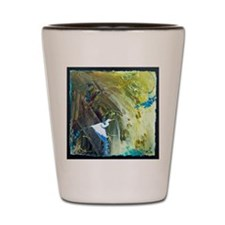 Tracy L Teeter Bayou Bliss I Shot Glass