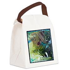 Tracy L Teeter Bayou Bliss II Canvas Lunch Bag