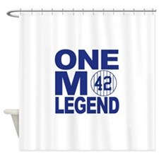 One more legend Shower Curtain