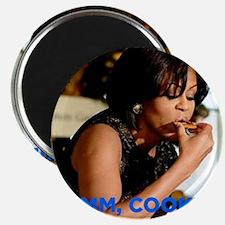 Michelle Obama Cookie Jar Magnet