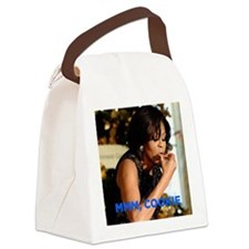 Michelle Obama Cookie Jar Canvas Lunch Bag
