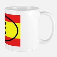 Spain E European Mug