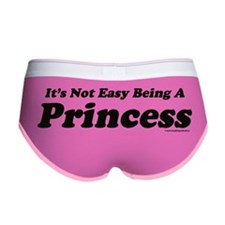 Its not easy being a Princess Women's Boy Brief
