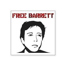 "FreeBB Square Sticker 3"" x 3"""