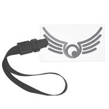 Pilots Who Stare At Dirt Luggage Tag