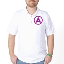 ALLIANCE Solid Color Logo T-Shirt