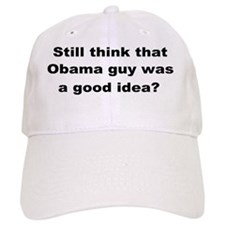 anti obama Obama Guy lite bump Baseball Cap