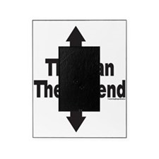 The Man The Legend Picture Frame