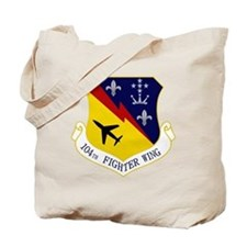 104th Fighter Wing Tote Bag